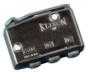 Klixon-KX Series-Sine Switch